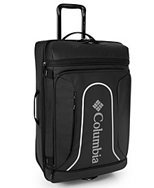 "Columbia Northern Range 25"" Wheeled Suitcase & Duffel Bag"
