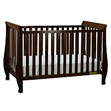 Naomi 4-in-1 Crib, White
