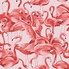 Tempaper Flamingo Self-Adhesive Wallpaper