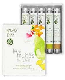 Palais des Thés Fruity Teas Indulgence Tasting Set