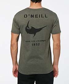 O'Neill Men's Marlin Back Graphic T-Shirt