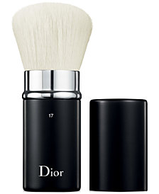 Dior Backstage Retractable Kabuki Brush N°17