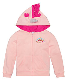 Epic Threads Toddler Girls 3D Animal Hoodie, Created for Macy's