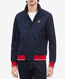 Calvin Klein Men's Ribbed Jacket