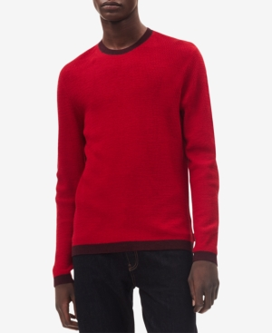 Calvin Klein Men's Textured...