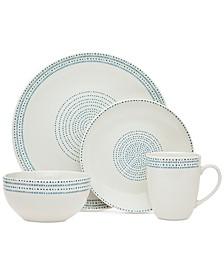Stacatta 16-Pc. Dinnerware Set