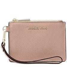 MICHAEL Michael Kors Pebble Leather Coin Purse