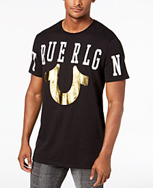 True Religion Men's Logo Graphic T-Shirt