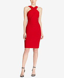 Lauren Ralph Lauren Crisscross Dress
