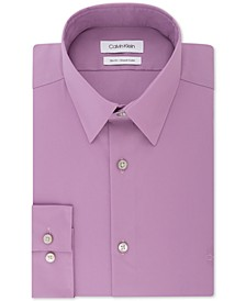 Men's Slim-Fit Stretch Flex Collar Dress Shirt, Online Exclusive Created for Macy's