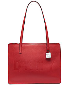 DKNY Commuter Logo Tote, Created for Macy's