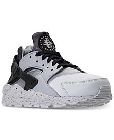Nike Men's Air Huarache Run Premium Running Sneakers from Finish Line