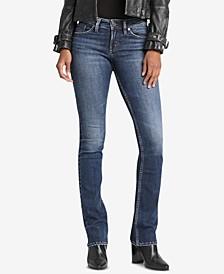 Suki Curvy-Fit Bootcut Jeans