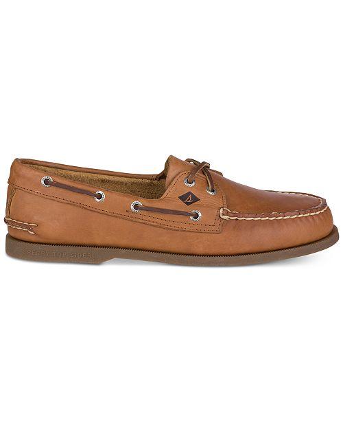 abca5a5e5a60 Sperry Men s Authentic Original A O Boat Shoe   Reviews - All Men s ...