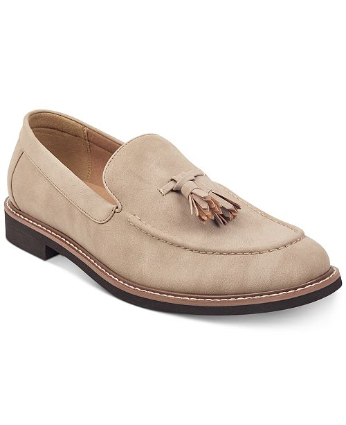 47077ab74137 Tommy Hilfiger Men s Garvie Tassel Loafers   Reviews - All Men s ...