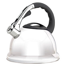 Epicurious Stainless Steel 2.85-Qt. Whistling Tea Kettle