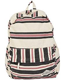 Billabong Hand Over Love Striped Backpack
