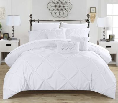 Hannah 8 Piece Twin Bed In a Bag Comforter Set
