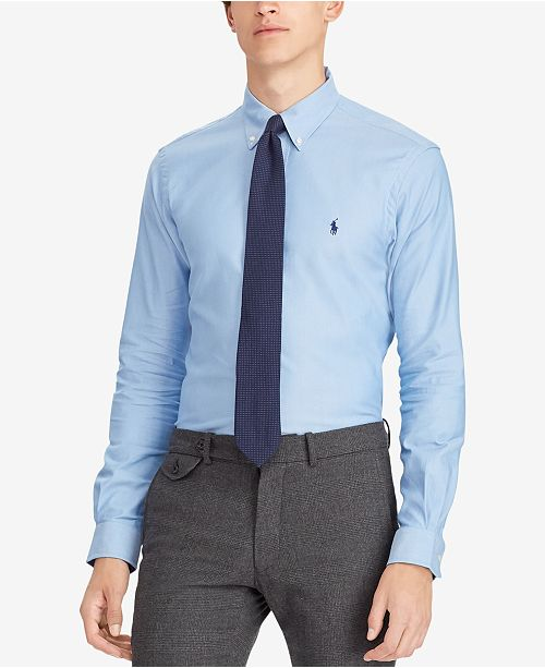 eef07bf2353 Polo Ralph Lauren. Men's Big & Tall Classic Fit Oxford Shirt. Be the first  to Write a Review. main image