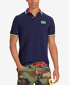 Polo Ralph Lauren Mens Polo Shirts Macy S