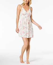 Linea Donatella Day Dream Floral-Print Chemise