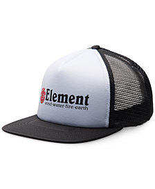 Element Men's Logo Graphic Trucker Hat