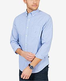 Nautica Men's Fine Striped Shirt