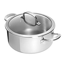 OXO Good Grips Pro Multi-layer Stainless Steel 5QT Covered Casserole