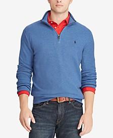 폴로 랄프로렌 하프집업 스웨터 Polo Ralph Lauren Mens Textured Half-Zip Sweater