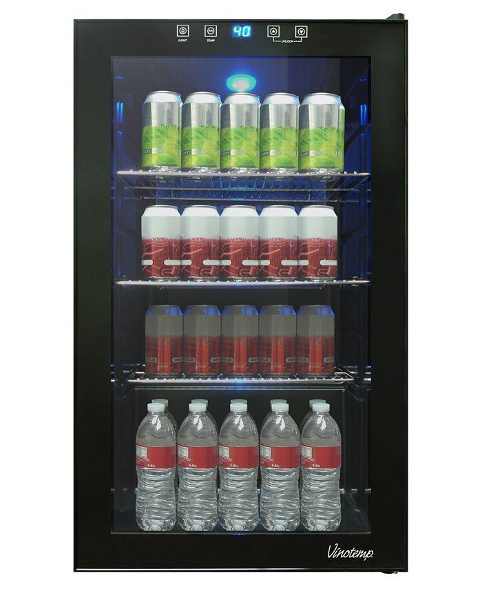 Vinotemp - VT-34 touch screen beverage cooler