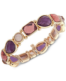Nine West Stone Stretch Bracelet
