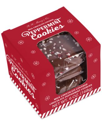 4pc Milk Chocolate Peppermint Cookies