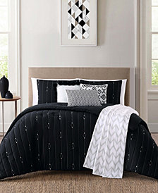 Jennifer Adams Monterey Full/Queen 7Pc Comforter Set