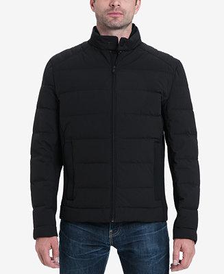 59c6228b61049 Michael Kors Men s Essex Down Jacket   Reviews - Coats   Jackets - Men -  Macy s