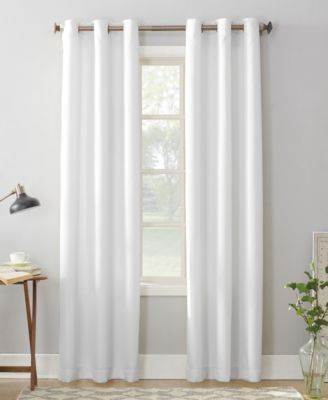 "No. 918 Montego Casual Grommet Curtain 48"" x 63"" Panel"