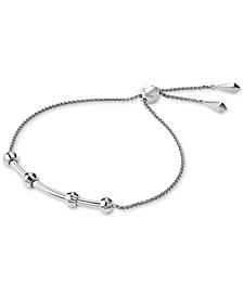 Women's Custom Kors Sterling Silver Starter Bracelet