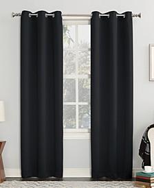 Preston Blackout Grommet Curtain Collection