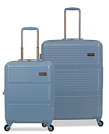 Jessica Simpson Timeless Hardside Luggage Collection