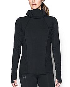 Under Armour ColdGear Fleece-Lined Balaclava Long Sleeve Top