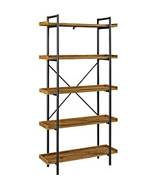 "68"" Urban Pipe Bookshelf"
