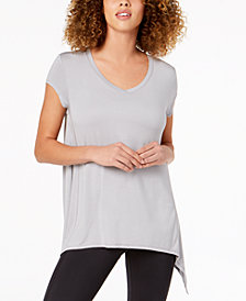 Ideology Draped T-Shirt, Created for Macy's
