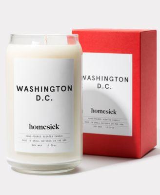 Homesick Washington D.C. Candle
