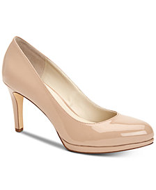 Alfani Women's Marniee Pumps, Created for Macy's