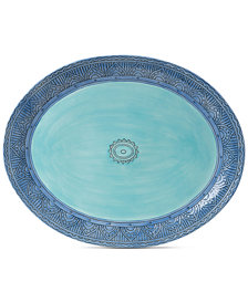 Fitz and Floyd Paisley Park Serving Platter