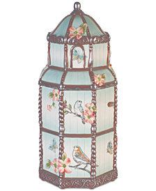 Fitz and Floyd English Garden Cookie Jar
