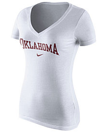 Nike Women's Oklahoma Sooners Wordmark T-Shirt