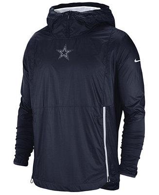 c79da1262228 Nike Men s Dallas Cowboys Lightweight Alpha Fly Rush Jacket   Reviews -  Sports Fan Shop By Lids - Men - Macy s