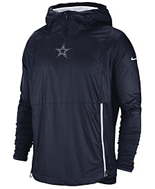 Nike Men's Dallas Cowboys Lightweight Alpha Fly Rush Jacket
