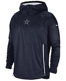 Nike Men's Dallas Cowboys Lightweight Alpha Fly Rush Jacket