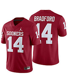 Nike Men's Sam Bradford Oklahoma Sooners Player Game Jersey